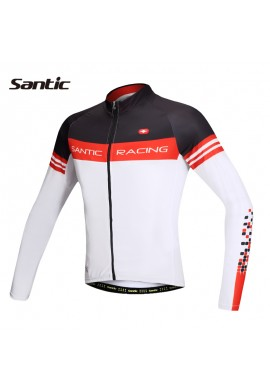 Maillot Santic Racing largo