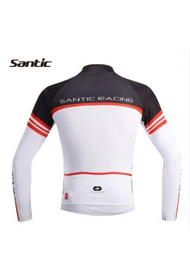 Maillot Santic Racing largo